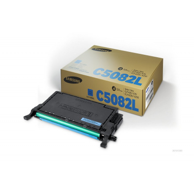 Samsung CLT-C5082L H-Yld Cyan Toner C