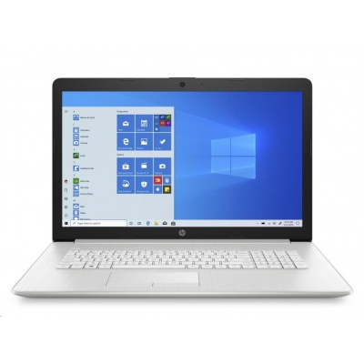 NTB HP 17-ca2003nc,17.3, SVA AG FHD, Ryzen 3 3250U, 8GB DDR4,SSD 512GB, AMD Integrated Graphics, Win10, Natural silver