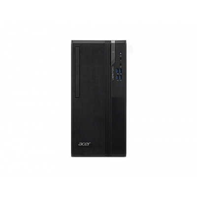 ACER PC Veriton ES2740G - Intel Pentium G6400, 4GB, 128SSD, HD Graphics, DVD, HDMI, USB 2.0, USB 3.0, W10P