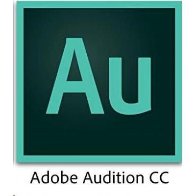 ADB Audition CC MP Multi Euro Lang TM LIC SUB RNW 1 User Lvl 4 100+ Month