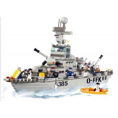 Sluban B-0126 Křižník 577 dílků