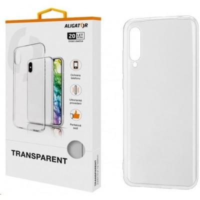 Aligator pouzdro Transparent pro Xiaomi Mi A3 Lite