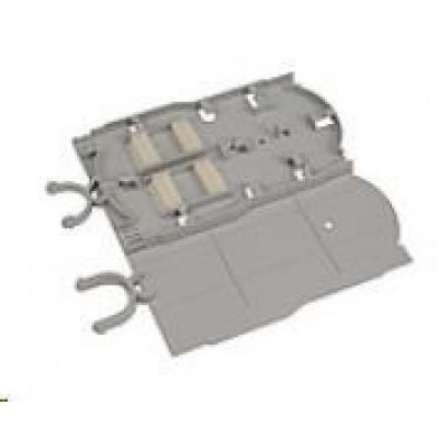 Solarix Fiber tray 24f SX-FT-D-144