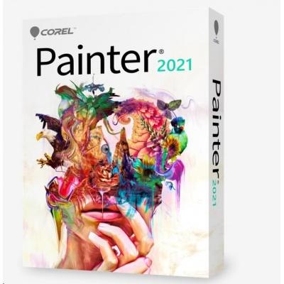 Painter 2021 Education Lic (51-250) EN/DE/FR