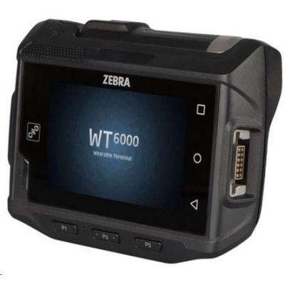 Zebra WT6000, USB, BT, Wi-Fi, NFC, disp., Android