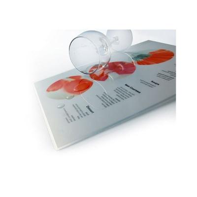 Laminovací fólie Eurosupplies A4 80 mic za sucha mazatelné lesklé