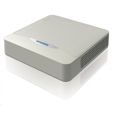 HYUNDAI HYU-383 - 4 kamerový HD-TVI DVR, výstup 1080p, 1x HDD
