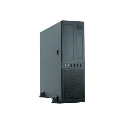 CHIEFTEC skříň Mesh Series / Minitower, CS-12B, zdroj GPF-250P (250W), Black