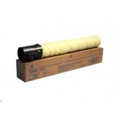 Minolta Toner TN-514Y, žlutý do bizhub C458, C558, C658 (26k)