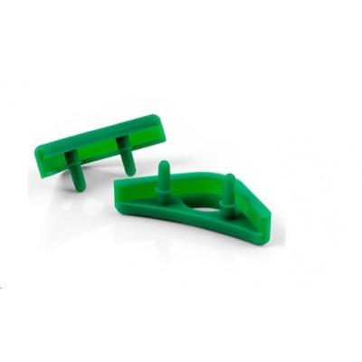 NOCTUA NA-SAVP1.green - sada 16 ks antivibračních podložek pro ventilátory, zelená