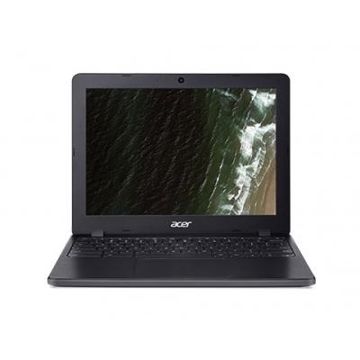 """ACER NTB Chromebook 712 (C871T-31X4) - 12"""" HD IPS Touch,i3-10110U,4GB,64GB eMMC,HD Graphics,Chrome,Černá"""