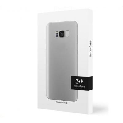 3mk ochranný kryt NaturalCase pro Samsung Galaxy S10e (SM-G970), transparentní bílá