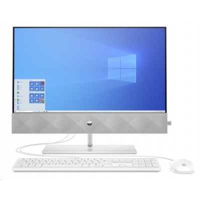 HP PC AiO Pavilion 24-k0002nc,LCD 23.8 LED FHD, AMD Ryzen5 4600H,16GB DDR4 3200,1TB SSD,AMD Integrated Graphics,Win10