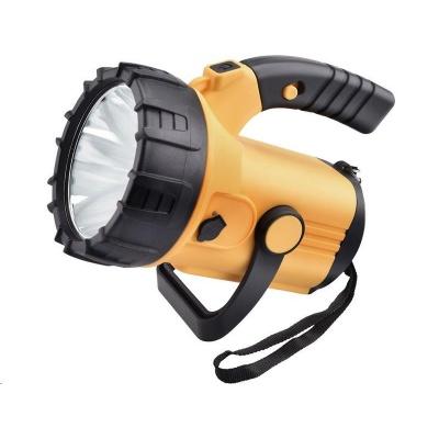 Extol Light (43129) svítilna 500lm CREE XML s bočním světlem 300lm, nabíjecí, CREE XML 10W LED, COB 3W