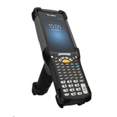 Zebra MC9300 (29 keys, numeric Calc.), 2D, SR, DPM, BT, Wi-Fi, NFC, num. Calc., Gun, IST, Android