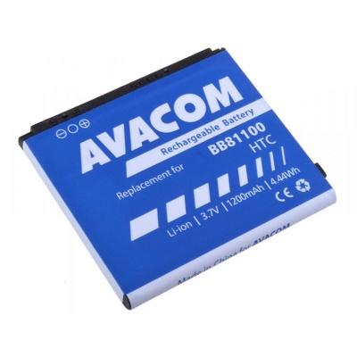 AVACOM baterie do mobilu HTC HD2 Li-Ion 3,7V 1230mAh (náhrada BB81100/ BA-S400)