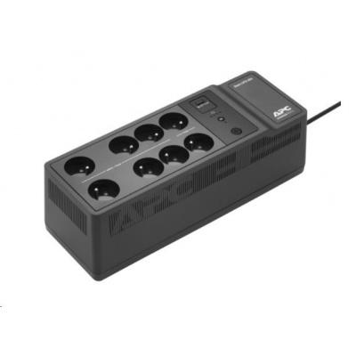 APC Back-UPS 650VA, 230V, 1USB charging port (české a polské balení) (400W)