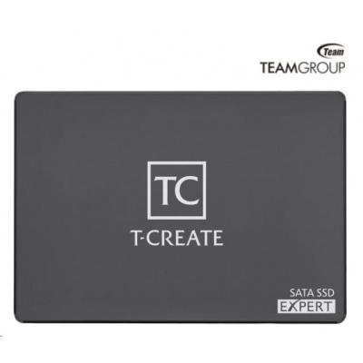 """T-CREATE SSD 2.5"""" 2TB EXPERT (560/520 MB/s) 12y Warranty"""