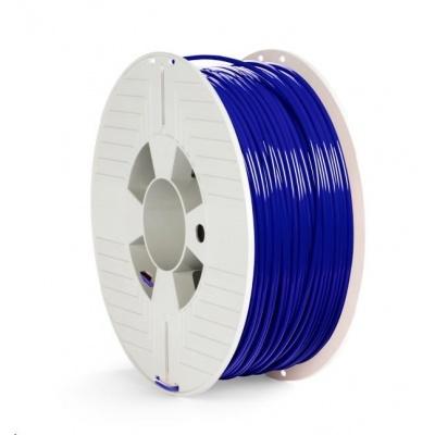VERBATIM 3D Printer Filament PET-G 2.85mm, 123m, 1kg blue
