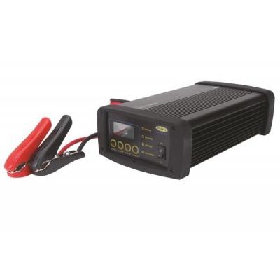 RING Profesionální inteligentní nabíječka s podporou baterie (12V, 50A)