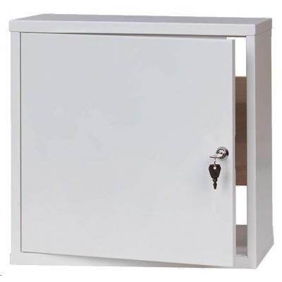 LEXI Basic univerzální skříň 400x400x140 mm, bílá