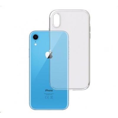 3mk ochranný kryt Clear Case pro Apple iPhone Xr, čirý