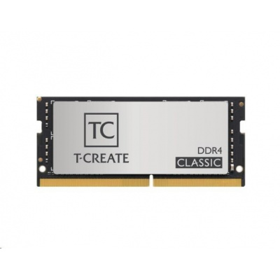 SODIMM DDR4 32GB 3200MHz, CL22, (KIT 1x32GB), T-CREATE CLASSIC
