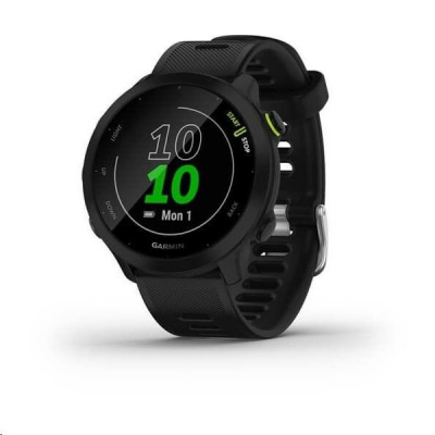 Garmin GPS sportovní hodinky Forerunner 55 Black