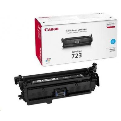 Canon LASER TONER cyan CLBP-723 (CRG723) 8.500 str*