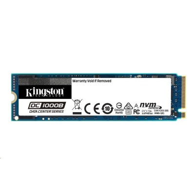 Kingston 480GB SSD DC1000B M.2 2280 Enterprise NVMe