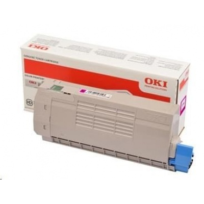 OKI Magenta toner do C712 (11 500 stránek)