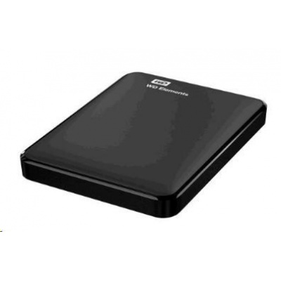 """BAZAR - WD Elements Portable 3TB Ext. 2.5"""" USB3.0, Black"""