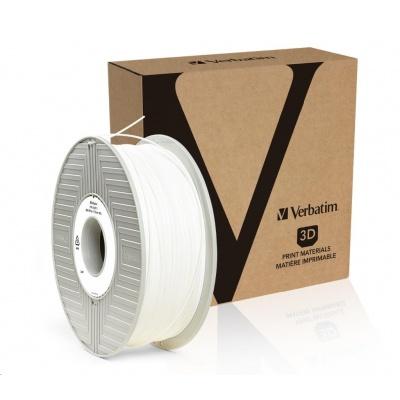 VERBATIM 3D Printer Filament ABS 1.75mm, 404m, 1kg white