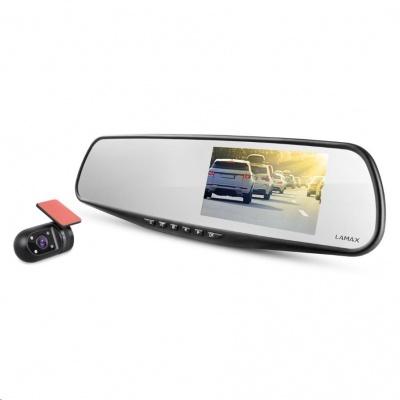 LAMAX S7 Dual GPS - kamera do auta