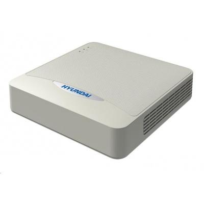 HYUNDAI NVR, 8 kanálů, 1x HDD(až 6TB), FHD, 2xUSB, 1xHDMI a 1xVGA