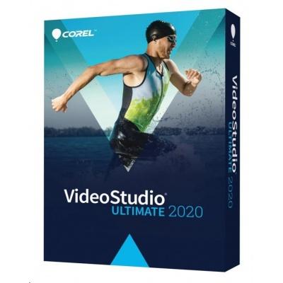 VideoStudio 2020 Ultimate ML EU EN/FR/IT/DE/NL - BOX