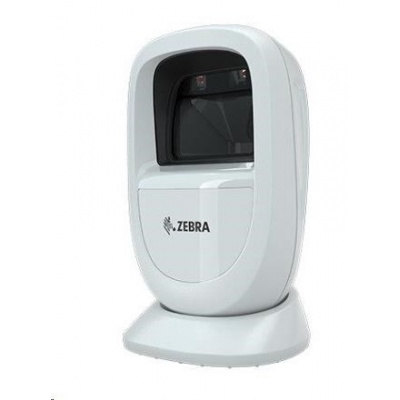 Zebra čtečka DS9308, 2D, SR, multi-IF, bílá - bez kabelu