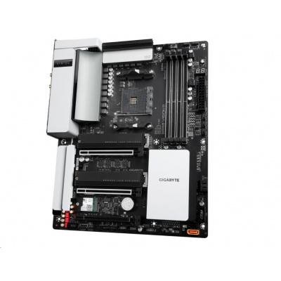 GIGABYTE MB Sc AM4 B550 VISION D-P, AMD B550, 4xDDR4, 1xDP, 1xHDMI