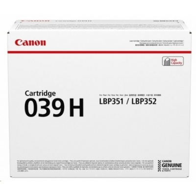 Canon LASER TONER  CRG 039