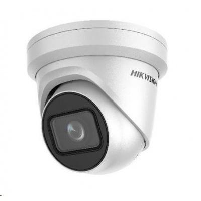 HIKVISION IP kamera 8Mpix, 20sn/s, H.265+, obj. 2,8mm (100°), 12VDC/PoE,IR 30m, WDR 120dB, 3DNR, MicroSDXC, IP67