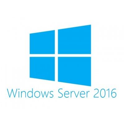 HPE MS Windows Server 2016 1 User CAL.