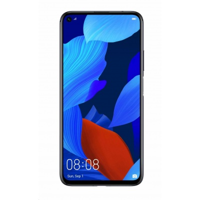 Huawei Nova 5T, 6GB/128GB, černá