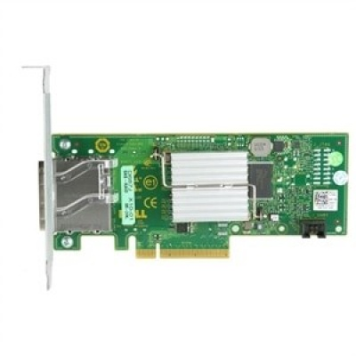 DELL SAS 12Gbps HBA External ControllerLow Profile CusKit