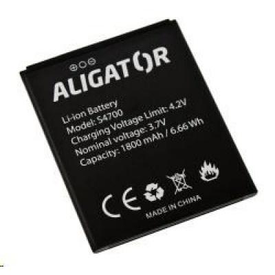 Aligator baterie Li-Ion 2000 mAh pro Aligator S4700 Duo - BULK
