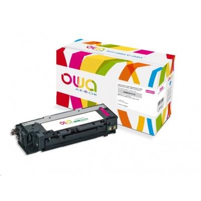 OWA Armor toner pro HP Color Laserjet 3500, 3550, 3700, 6000 Stran, Q2683A, červená/magenta