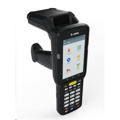 Zebra Terminál MC3330R, 2D, SR, 38 KEY, USB, BT, Wi-Fi, Func. Num., RFID, IST, PTT, GMS, Android