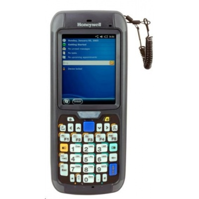 Honeywell CN75e, 2D, EA30, USB, BT, Wi-Fi, GSM, num., GPS, Android