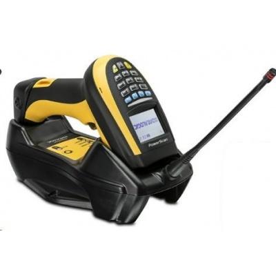 Datalogic PM9501-DK, 2D, HP, multi-IF, disp., kit (RS232), RB