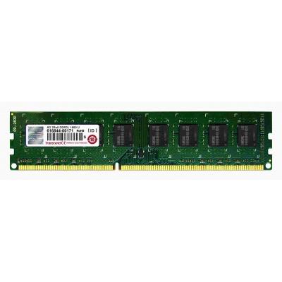 DIMM DDR3L 8GB 1600MHz TRANSCEND 2Rx8 CL11