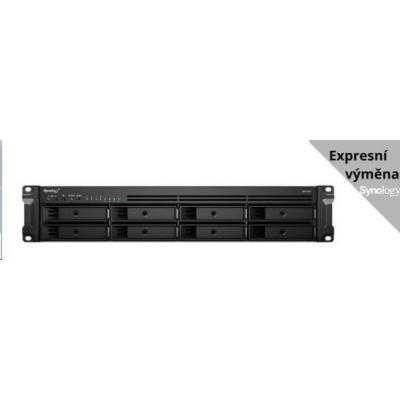 Synology RS1221RP+ RackStation (4C/Ryzen V1500B/2,2GHz/4GBRAM/8xSATA/2xUSB3.0/4xGbE/1xPCle/RP)